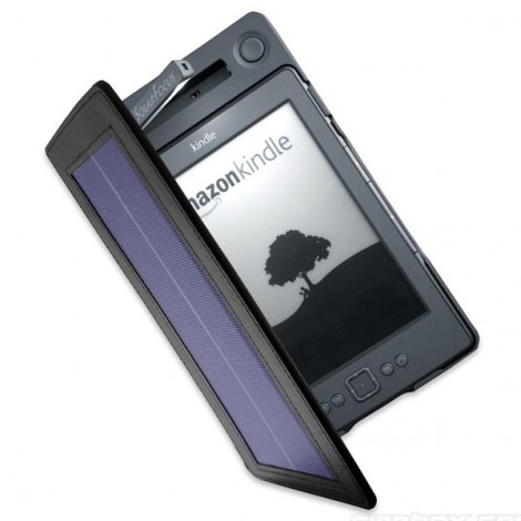Solar Powered E-Reader