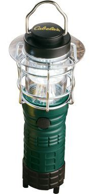 Solar Powered Camping Lantern